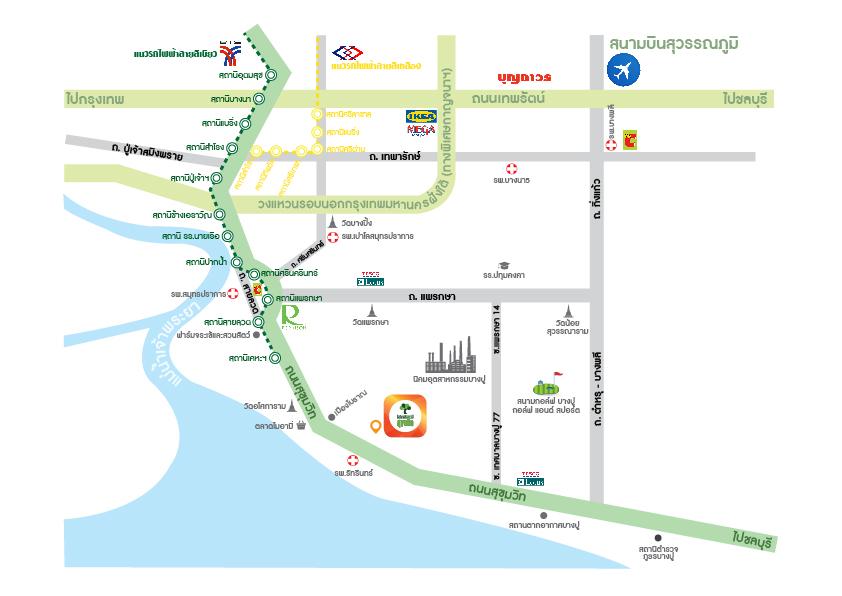 Map_CSTสุขุมวิท